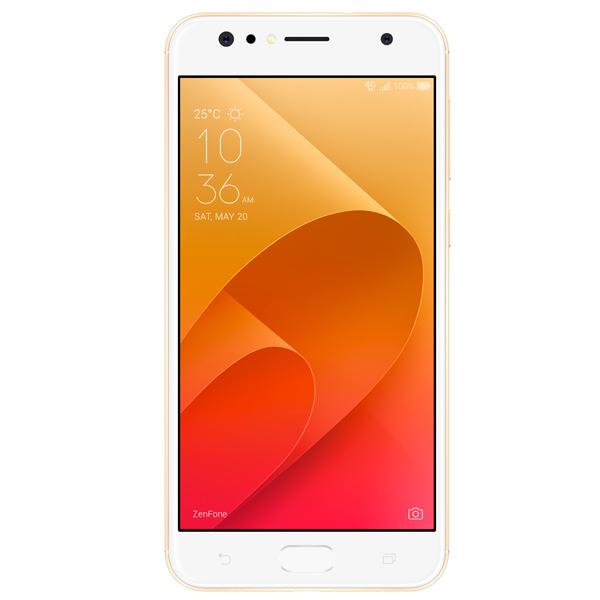 Смартфон ASUS ZenFone 4 Selfie ZD553KL 64Gb Gold (5G103RU) asus zenfone 3 ultra zu680kl 64gb silver