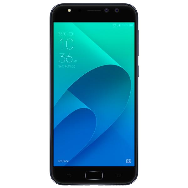 Смартфон ASUS ZenFone 4 Selfie Pro ZD552KL 64Gb Black (5A064RU) asus zenfone zoom zx551ml 128gb 2016 black