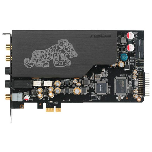 Звуковая карта ASUS Essence STX II звуковая карта pci e x1 asus essence stx ii 2 1 ret