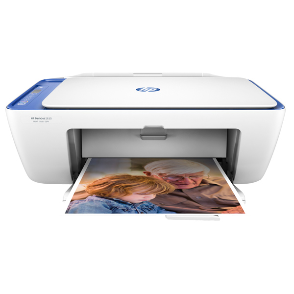 HP, Струйное мфу, DeskJet 2630 All-in-One Printer
