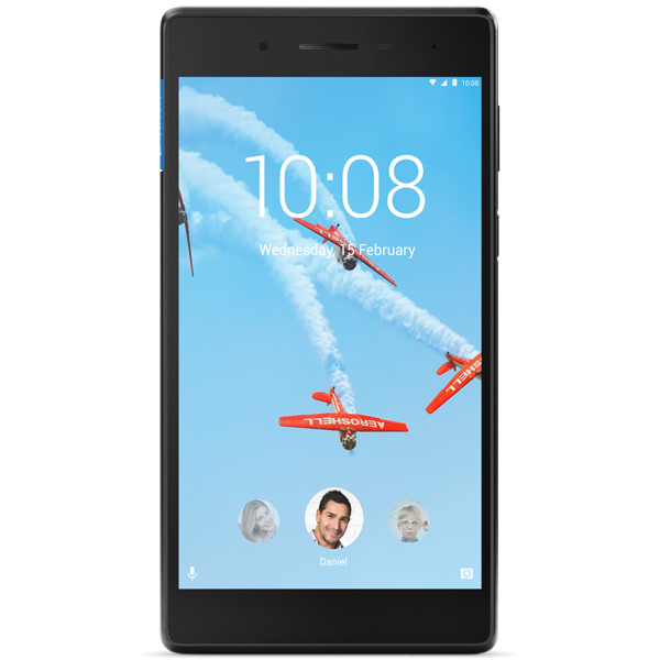 Планшет Lenovo Tab 4 Essen TB-7304I 7 16Gb 3G Bl (ZA310031RU) планшет lenovo tab 4 tb 7304x za330039ru black mediatek mt8735d 1 3 ghz 1024mb 16gb gps wi fi bluetooth cam 7 0 1024x600 android