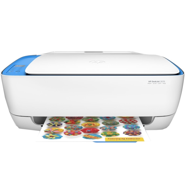Струйное МФУ HP Deskjet 3639 мфу hp deskjet ink advantage ultra 2529 k7w 99 a