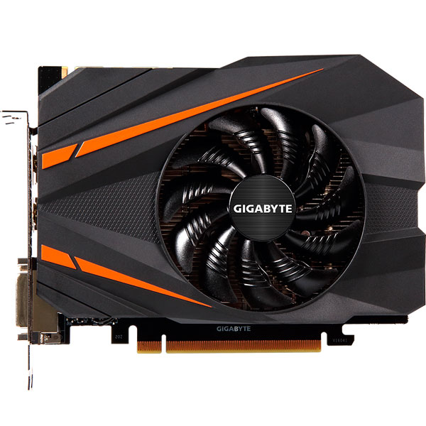 Видеокарта GigaByte GeForce GTX 1070 Mini ITX OC 8G GIGABYTE