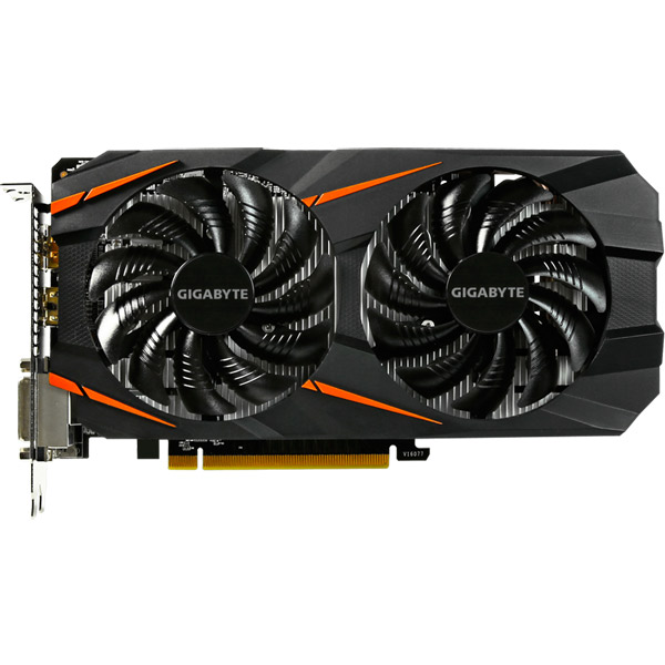 Видеокарта GIGABYTE GeForce GTX 1060 Windforce OC 3G