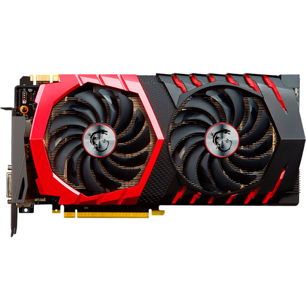 Видеокарта MSI GeForce GTX 1080 GAMING X 8G видеокарта 8192mb msi geforce gtx 1080 gaming x 8g pci e 256bit gddr5x dvi hdmi dp retail