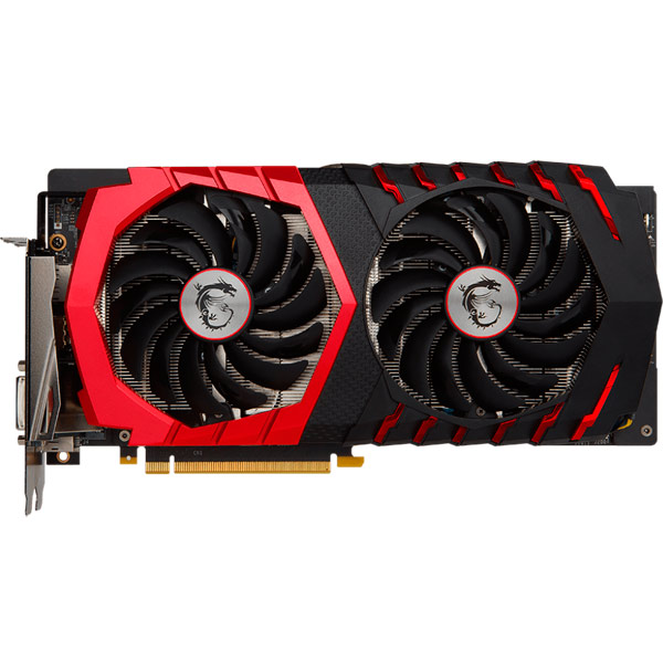 Видеокарта MSI GeForce GTX 1060 GAMING 3G