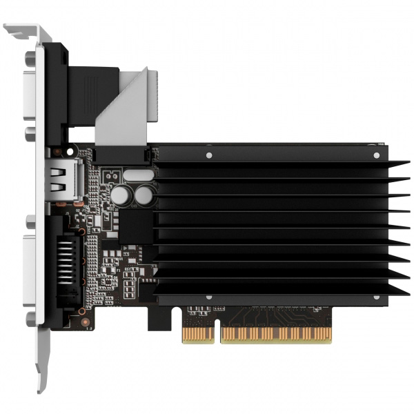Видеокарта Palit GeForce GT 710 2GB DDR3 Silent