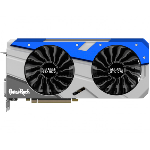 Видеокарта Palit GeForce GTX1070 GAMEROCK