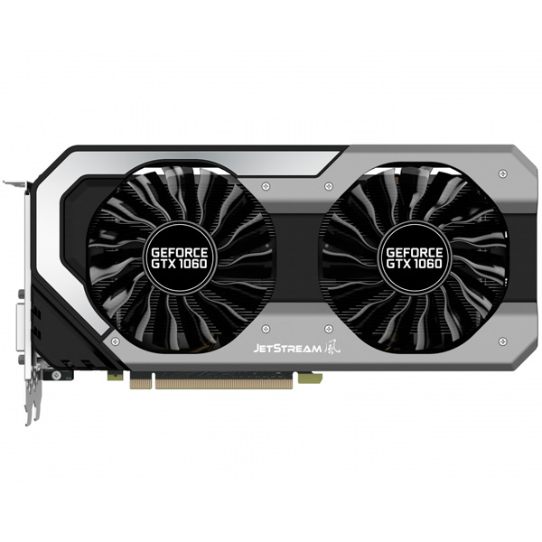 Видеокарта Palit GeForce GTX1060 JETSTREAM