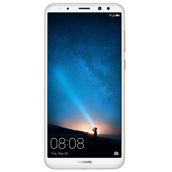 Смартфон Huawei NOVA 2i Prestige Gold (RNE-L21) смартфон huawei nova серебристый 51090xla
