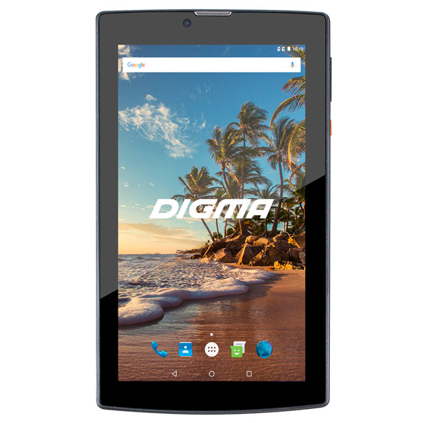 Планшет Digma Plane 7552M 7 8Gb 3G Black (PS7165MG) планшет digma plane 1601 3g 1gb 8gb 3g android 5 1 белый [ps1060mg]