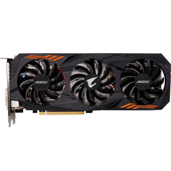 Видеокарта GIGABYTE GeForce GTX 1060 6G видеокарта 6144mb msi geforce gtx 1060 gaming x 6g pci e 192bit gddr5 dvi hdmi dp hdcp retail