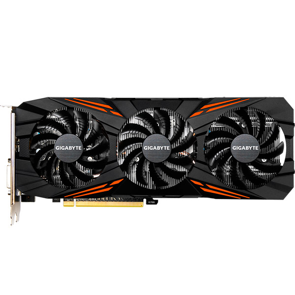 Видеокарта GIGABYTE GeForce GTX 1070 G1 Gaming 8G (rev.2.0)