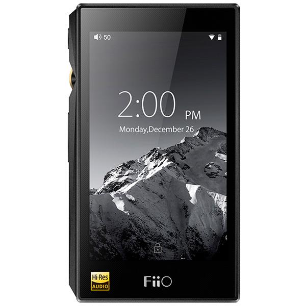 Портативный медиаплеер премиум FiiO X5 III Black цена и фото