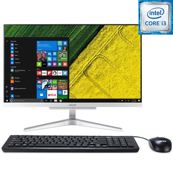 Моноблок Acer Aspire C22-860 DQ.B93ER.002 моноблок acer aspire c22 860 dq baver 002 dq baver 002