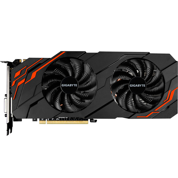 Видеокарта GIGABYTE GeForce GTX 1070 Windforce OC 8G (rev.2.0)