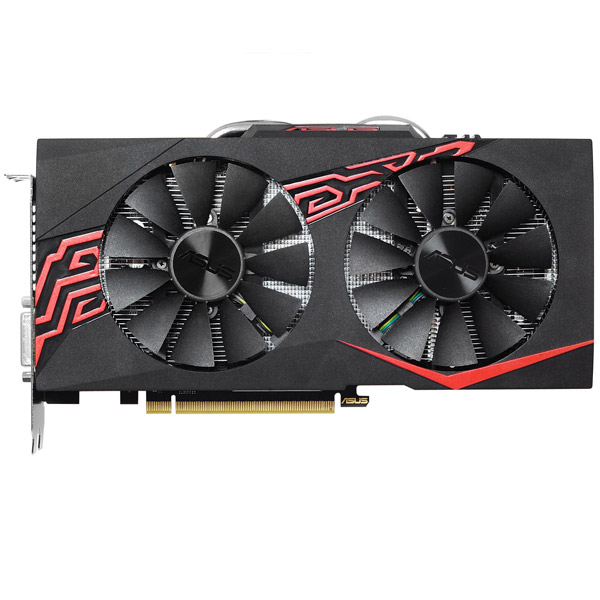 Видеокарта ASUS Expedition GeForce GTX 1060 6GB OC