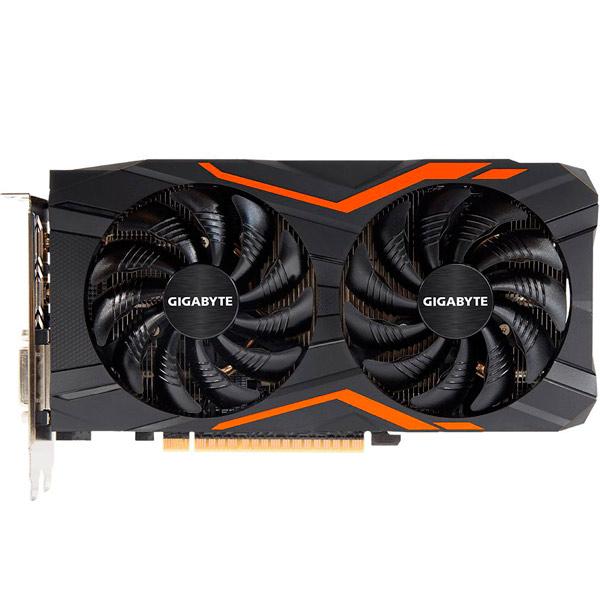 купить Видеокарта GIGABYTE GeForce GTX 1050 G1 Gaming 2GB онлайн
