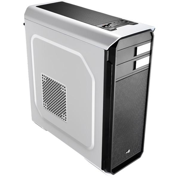 Корпус для компьютера Aerocool Aero-500 White-C цена и фото