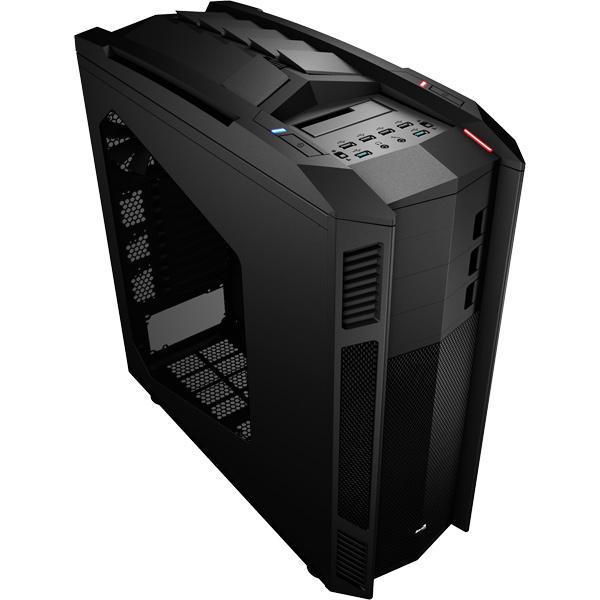 все цены на Корпус для компьютера Aerocool XPredator II Black онлайн