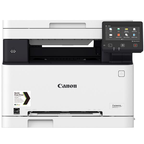 Лазерное МФУ (цветное) Canon i-SENSYS MF631Cn мфу лазерное canon i sensys mf419x
