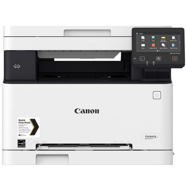 Лазерное МФУ (цветное) Canon i-SENSYS MF631Cn мфу canon i sensys mf631cn цветное а4 14ppm lan