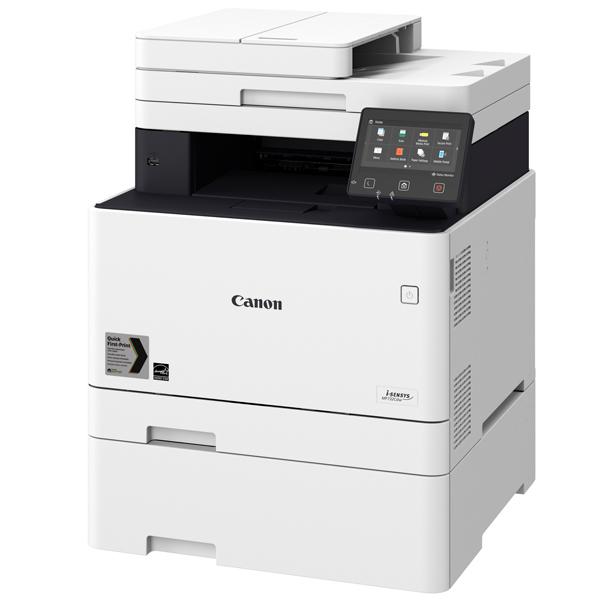 Лазерное МФУ (цветное) Canon i-SENSYS MF732Cdw принтер лазерный canon i sensys lbp7680cx