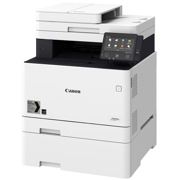 Лазерное МФУ (цветное) Canon i-SENSYS MF734Cdw мфу лазерное canon i sensys mf419x