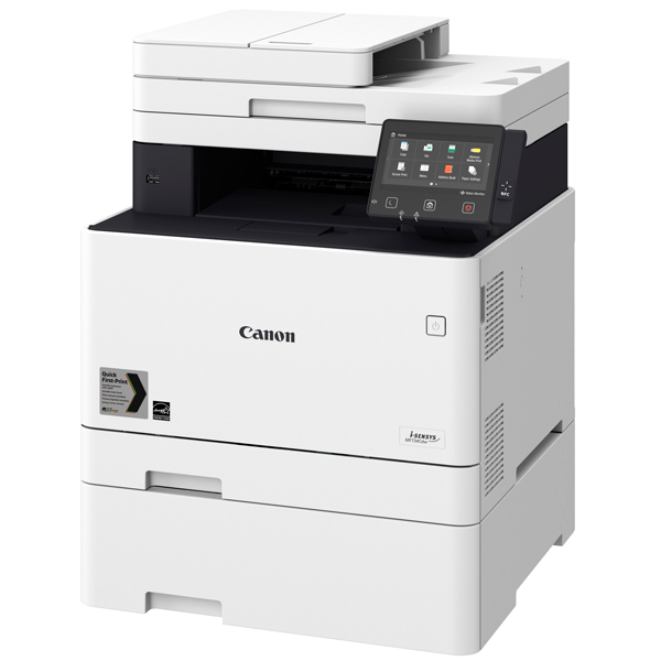 Лазерное МФУ (цветное) Canon i-SENSYS MF734Cdw мфу canon i sensys mf631cn цветное а4 14ppm lan