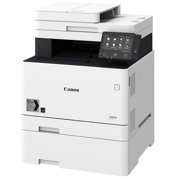 Лазерное МФУ (цветное) Canon i-SENSYS MF735Cx мфу canon i sensys mf631cn цветное а4 14ppm lan
