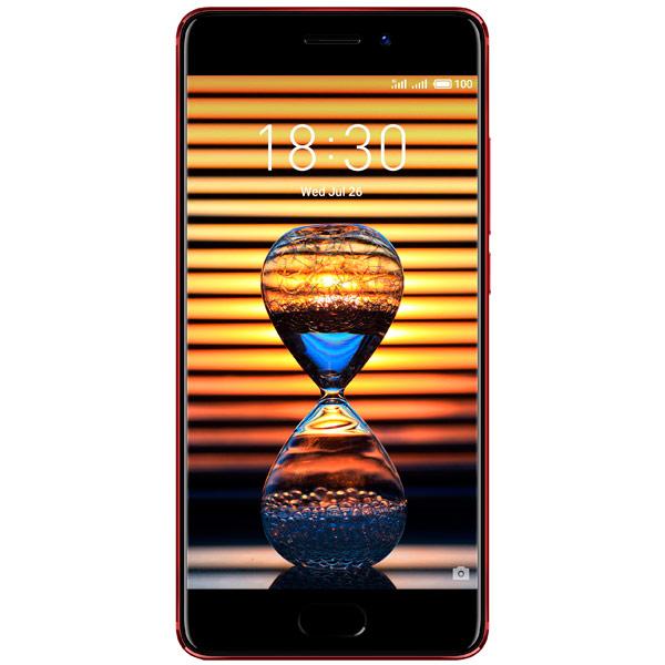 Meizu, Смартфон, Pro7 64Gb+4Gb Red (M792H)