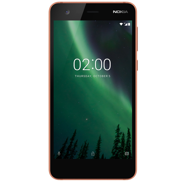 Смартфон Nokia 2 DS Copper (TA-1029) nokia 5