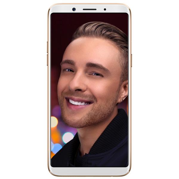 Смартфон Oppo F5 32Gb+4Gb Gold (CPH1723) OPPO Смартфон Oppo F5 32Gb+4Gb Gold (CPH1723) смартфон meizu m5 note серебристый 5 5 32 гб lte wi fi gps 3g