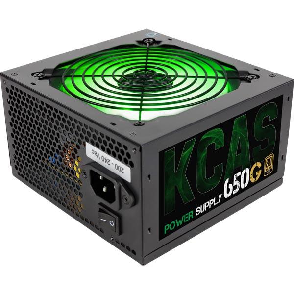 Блок питания для компьютера Aerocool KCAS-650G