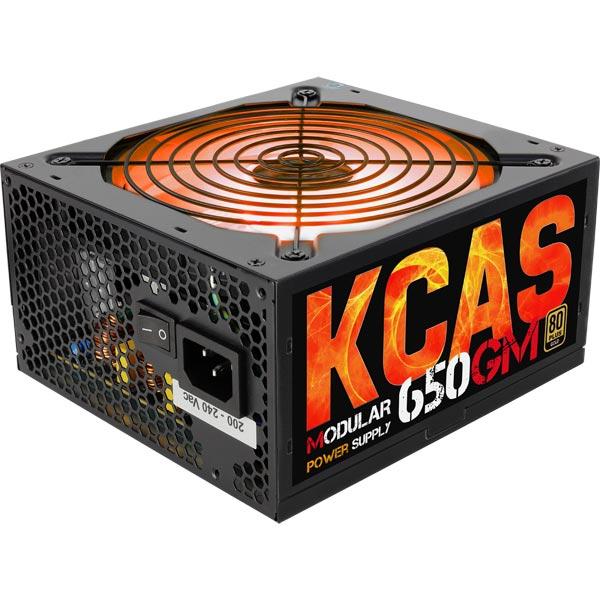 Блок питания для компьютера Aerocool KCAS-650GM