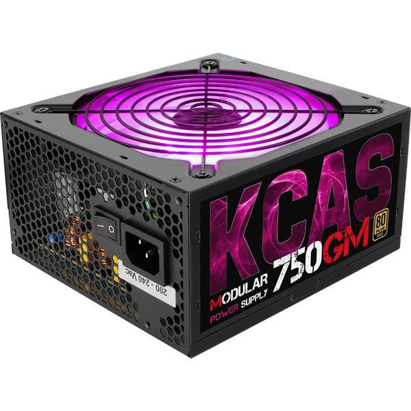 Блок питания для компьютера Aerocool KCAS-750GM 1pcs serial ata sata 4 pin ide to 2 of 15 hdd power adapter cable hot worldwide