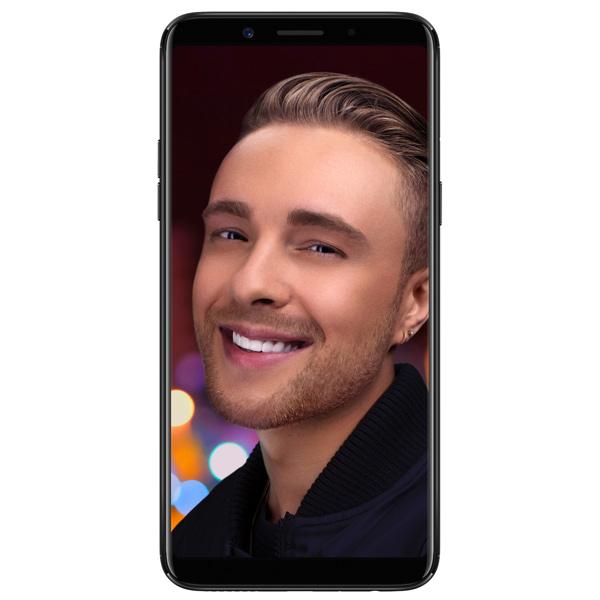 Смартфон Oppo F5 32Gb+4Gb Black (CPH1723) OPPO Смартфон Oppo F5 32Gb+4Gb Black (CPH1723) мобильный телефон oppo f5 4 32 gb золотистый