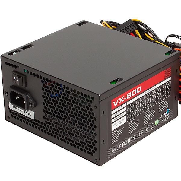Блок питания для компьютера Aerocool VX-800
