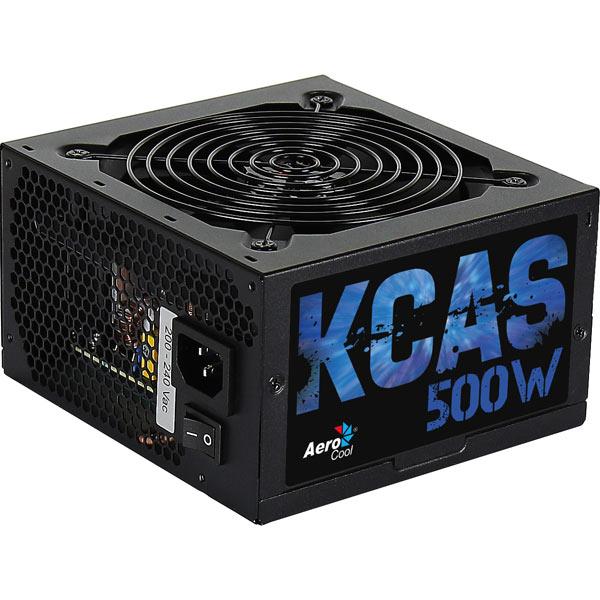Блок питания для компьютера Aerocool KCAS-500W