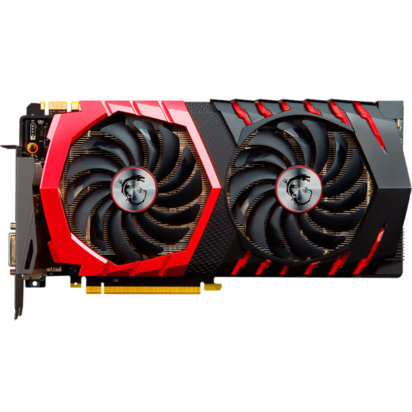 Видеокарта MSI GeForce GTX 1070 Ti Gaming 8G