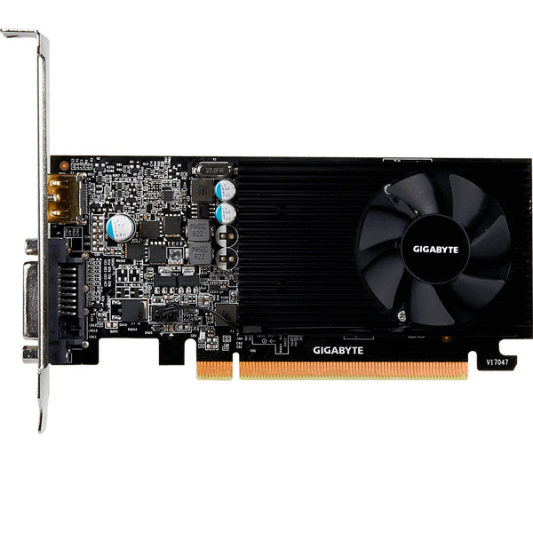 Видеокарта GIGABYTE GeForce GT 1030 Low Profile 2G