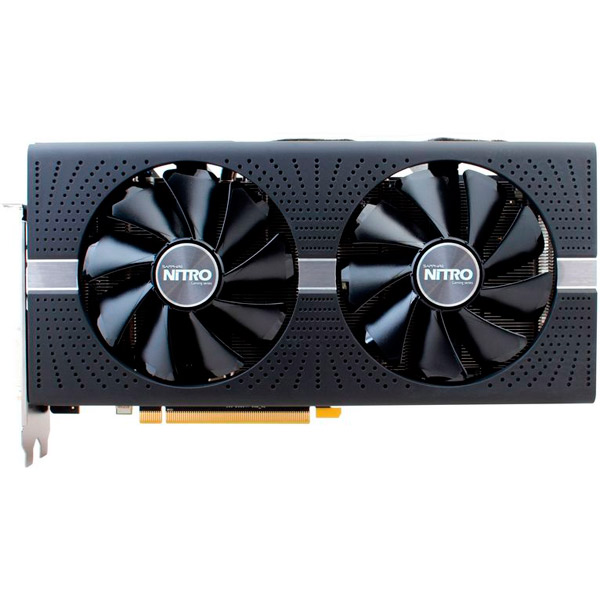 Видеокарта Sapphire Nitro+ Radeon RX 580 4G