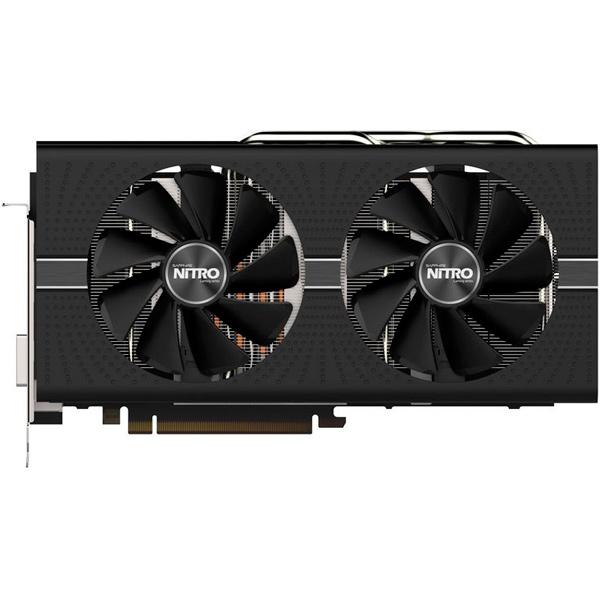 Видеокарта Sapphire Nitro+ Radeon RX 570 8G