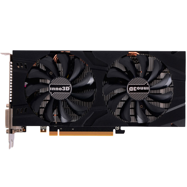 Видеокарта inno3D GeForce GTX 1060 6GB X2