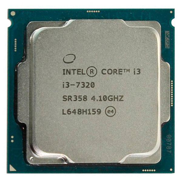 Процессор Intel Core i3-7320 процессор intel core i3 6100 box