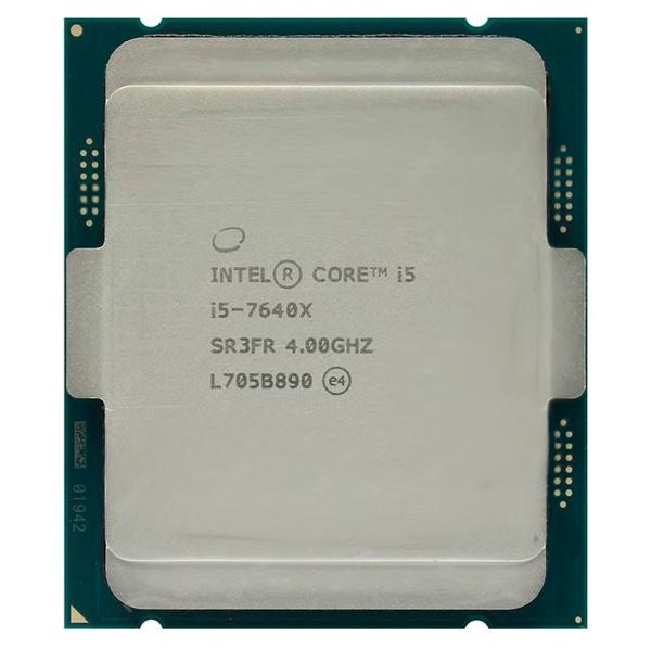Процессор Intel Core i5-7640X процессор intel core i5 7640x 4 0ghz 6mb socket 2066 box