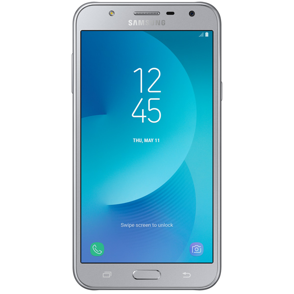 Смартфон Samsung Galaxy J7 Neo Silver (SM-J701F) смартфон samsung galaxy j7 neo sm j701f ds black