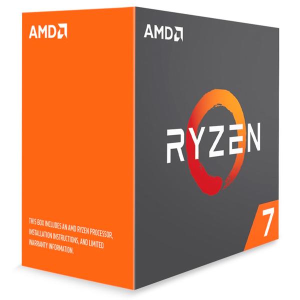Процессор AMD Ryzen 7 1700X процессор amd a8 7670 k box ad767kxbjcbox