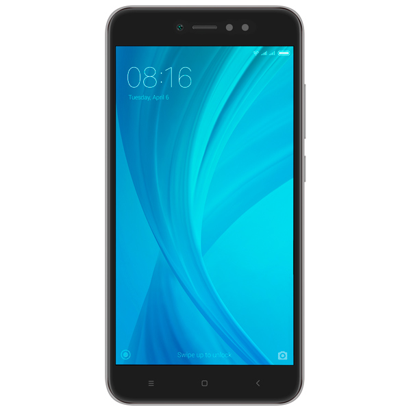Смартфон Xiaomi Redmi Note 5A Prime 32Gb Dark grey смартфон xiaomi redmi note 5a prime 32gb grey