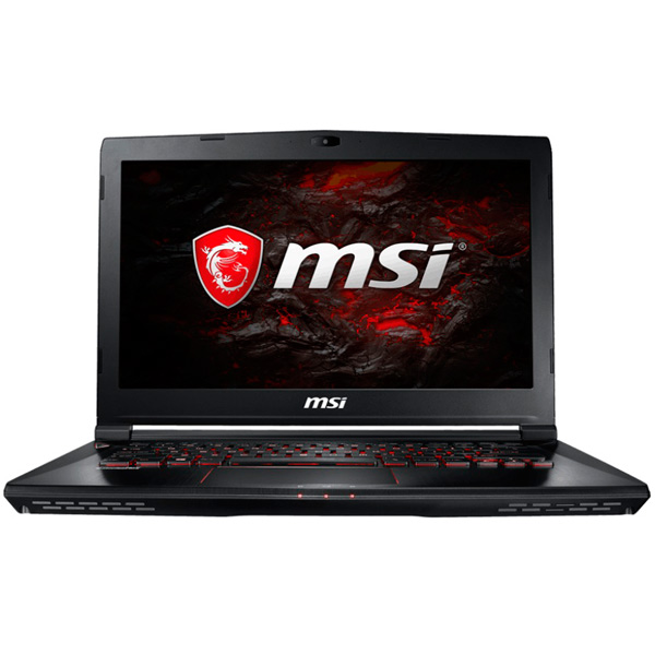 Ноутбук игровой MSI GS43VR 7RE-094RU ноутбук msi gs43vr 7re 201ru phantom pro 14 1920x1080 intel core i7 7700hq 9s7 14a332 201